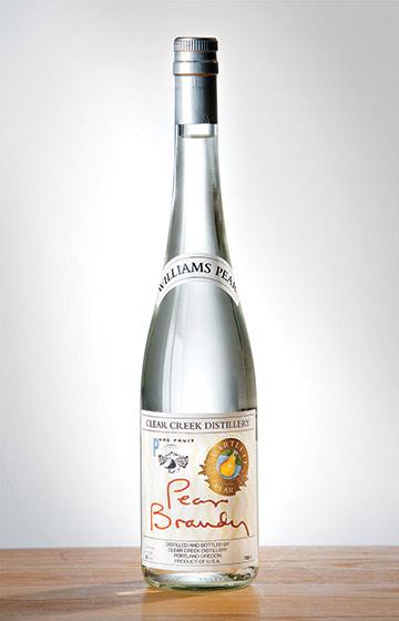 Williams Pear Brandy
