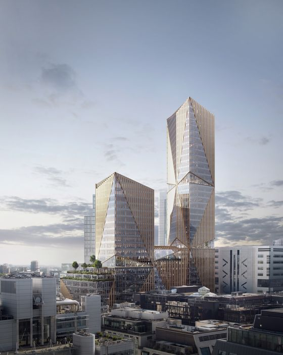 City of London Approves Third New Skyscraper Within a Month