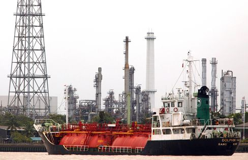 Record Fuel Output Returning Exmar's Tankers to Profit