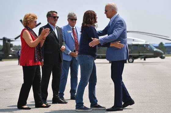 Biden Takes Return-to-Normal Message to Swing State Michigan