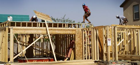 Housing Starts in U.S. Fell in July as Construction Stagnate