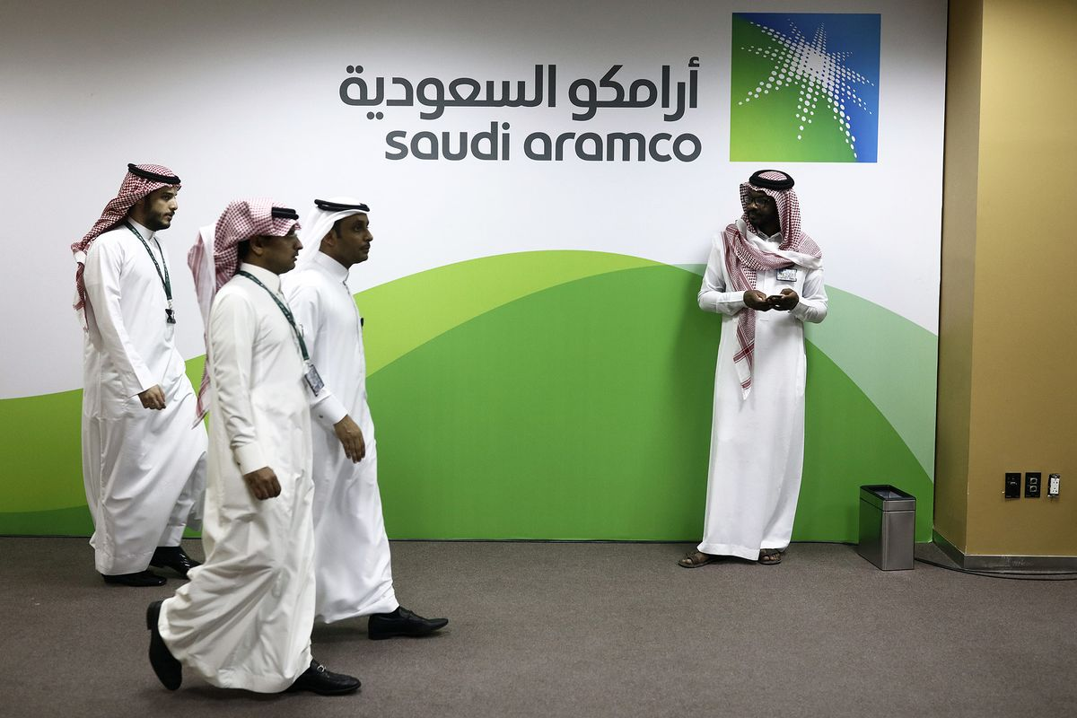 Saudi aramco plan ipo of 5