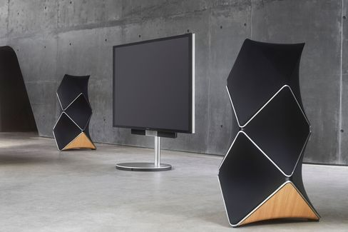 The BeoLab 90 speakers are the most advanced (and insane) speakers Bang & Olufsen has ever made.