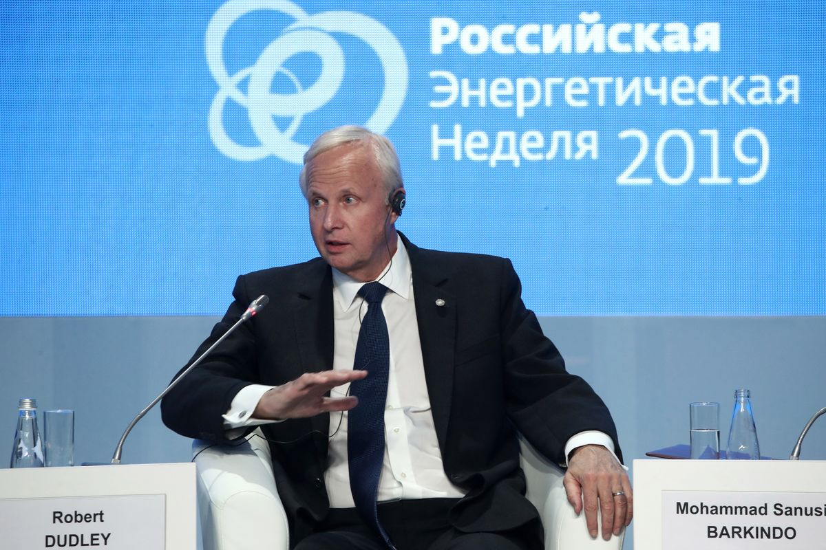 BP CEO Bob Dudley Will Step Down, But There's No Decision on Timing