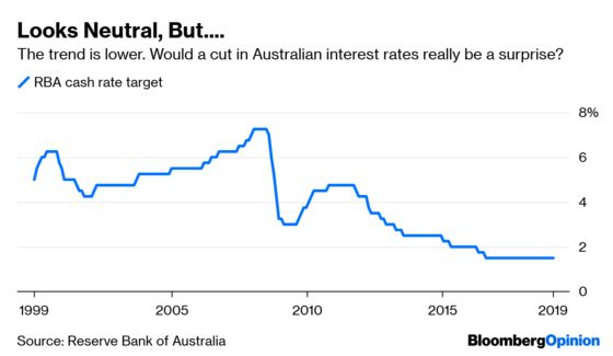 The Housing Slump Down Under Is Getting Serious
