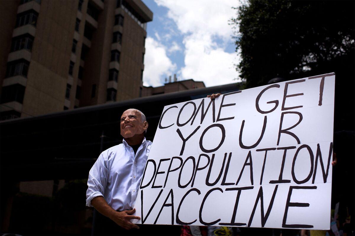 'Ridiculous': Vaccine Myths Cripple U.S. Uptake as Delta Surges