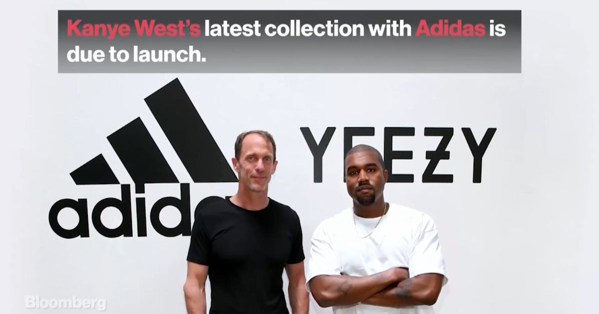 sports shoes ed1d5 b4a89 Adidas Sticking With Kanye West After His Slavery Remarks –