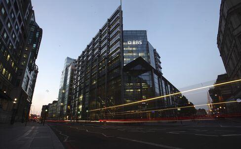 U.K. Treasury Says Banks Too Big to Save in Independent Scotland