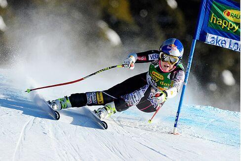 Lindsey Vonn's Sochi Scratch Puts NBC, Sponsors in a Bind