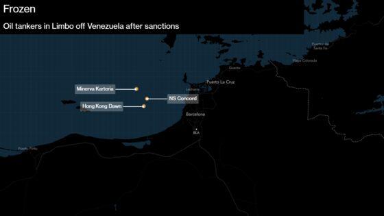 U.S. Oil Refiners Cut Off From Venezuelan Crude After Sanctions