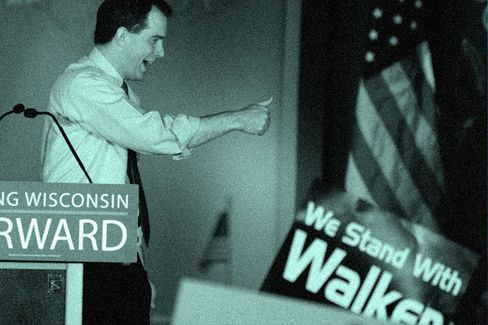 Obama Can Ignore Wisconsin, Public Workers Can't