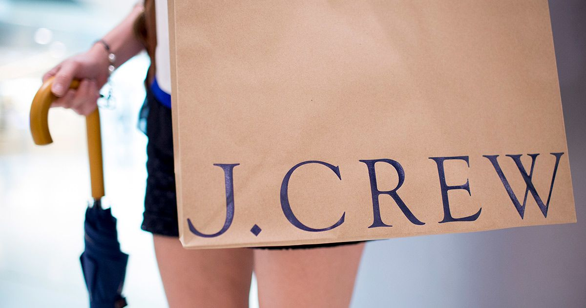 In Finance, 'J. Crew' Is a Verb. It Means to Stick It to a Lender