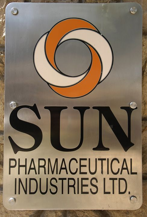 The logo of Sun Pharmaceutical Industries