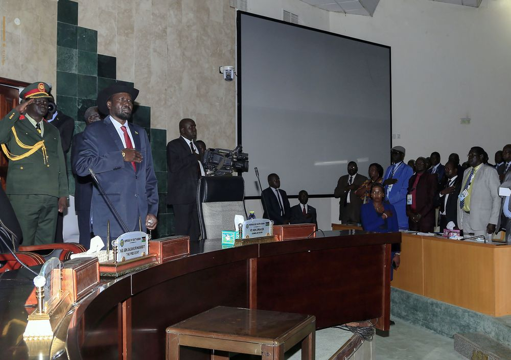 South Sudan Warring Parties Sued Over Delay to Form Government
