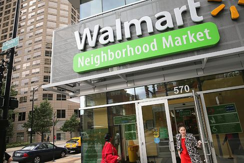 Why Wal-Mart Needs to Build Much Smaller Stores