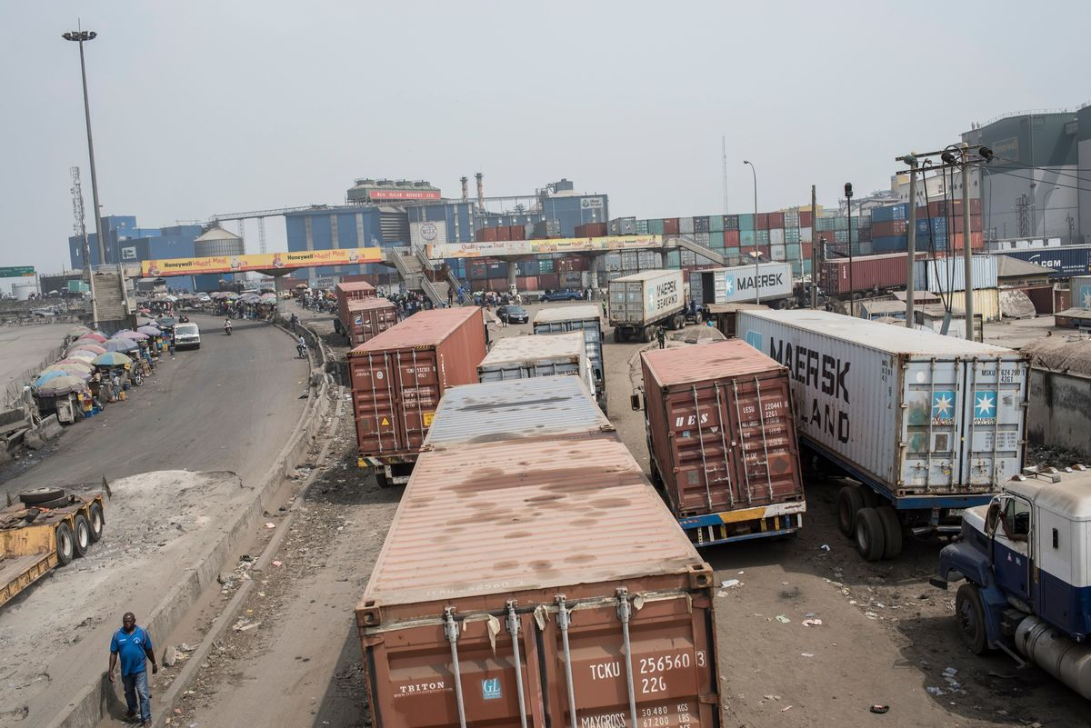 Nigeria Inflation Slows to 43-Month Low as Food Costs Grow Less
