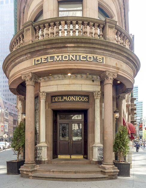 ベイクド・アラスカが初めて出されたニューヨークのデルモニコズ。1860年代にメニューに登場したとされる