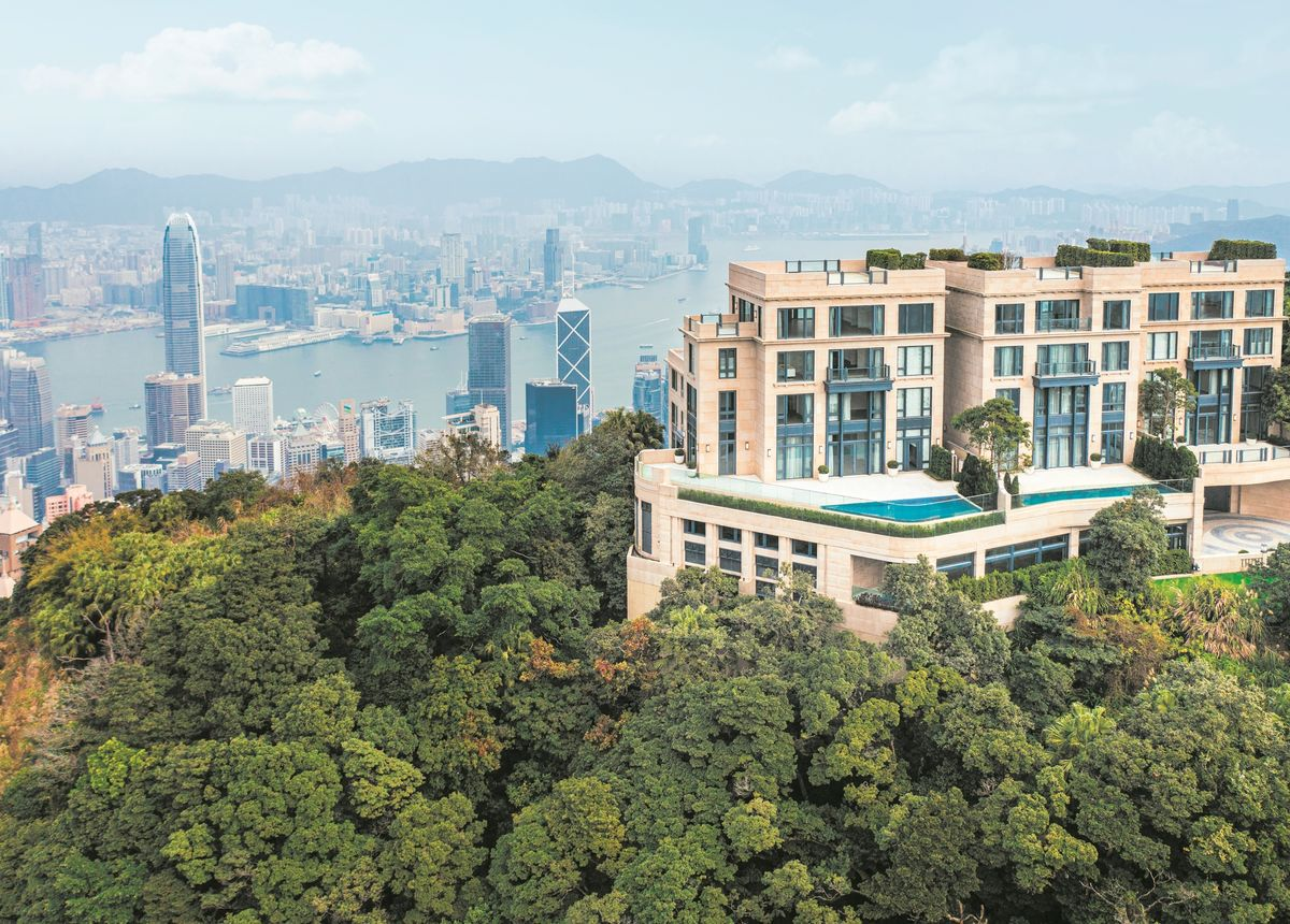 Hong Kong House Costs a Record $2 Million a Year to Rent