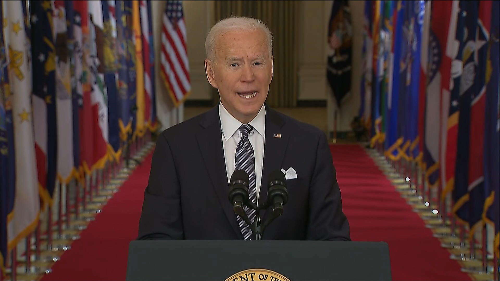 Biden: This Fight Is Far From Over thumbnail