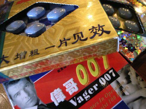 Counterfeit Viagra Pills