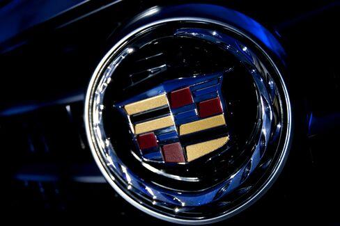 GM Leads U.S. Carmaker Gains in China