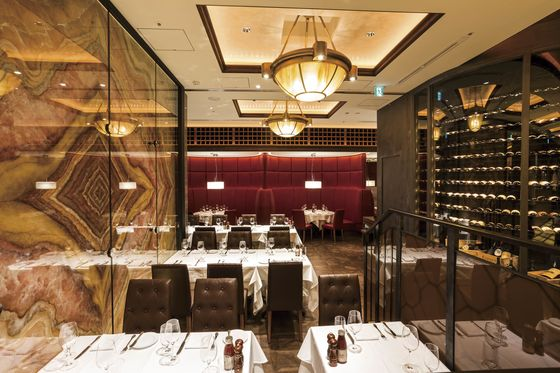 New York-Style Steakhouses Are StormingTokyo