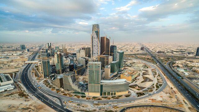 Saudi Arabias Strains Bloomberg