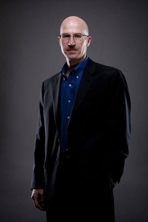 CEO of Bats Global Markets Joseph Ratterman
