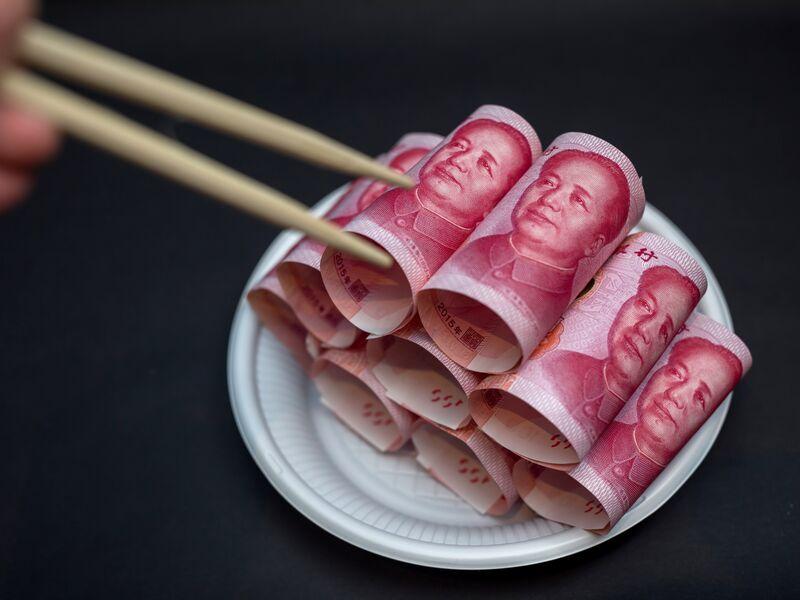Nhân dân tệ Trung Quốc, Đô la Hồng Kông và Đô la Mỹ