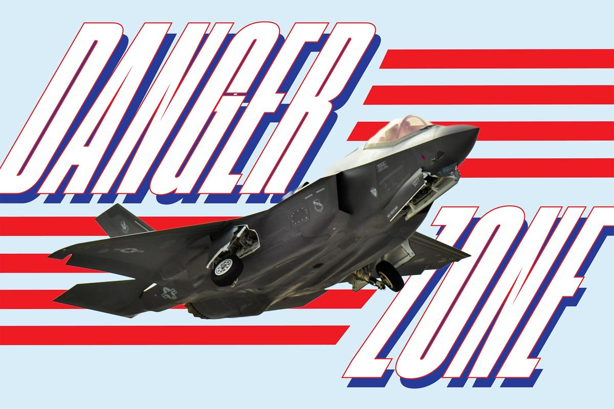 Is the F-35 a Trillion-Dollar Mistake? - Bloomberg