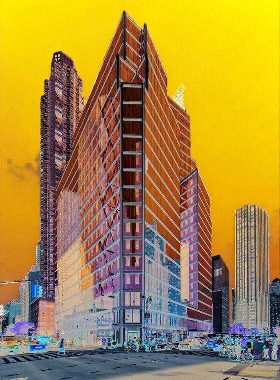 Moinian Gets $595 Million Loan to Take Back 3 Columbus Circle