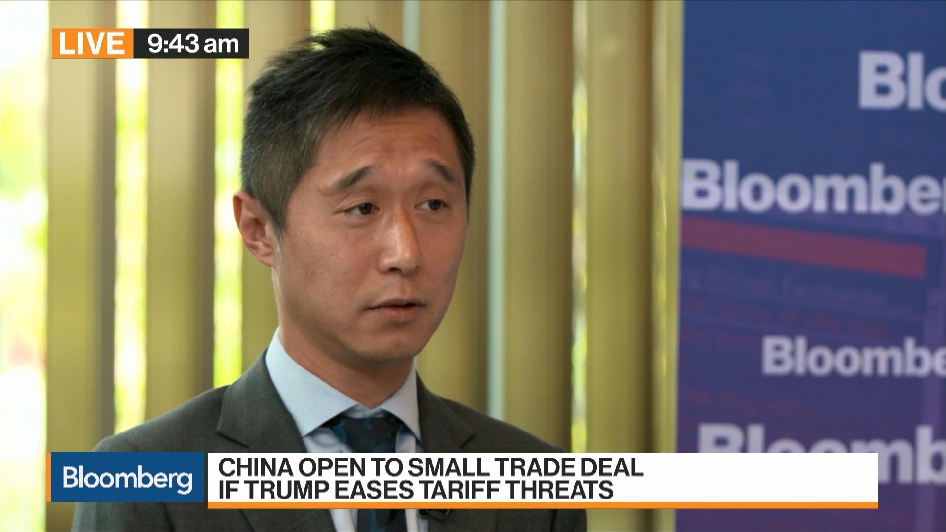 JPMorgan China CEO Mark Leung on U.S.-China Trade, China Expansion