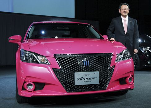 Toyota-Panasonic Currency Handicap Fading Versus Hyundai-Samsung