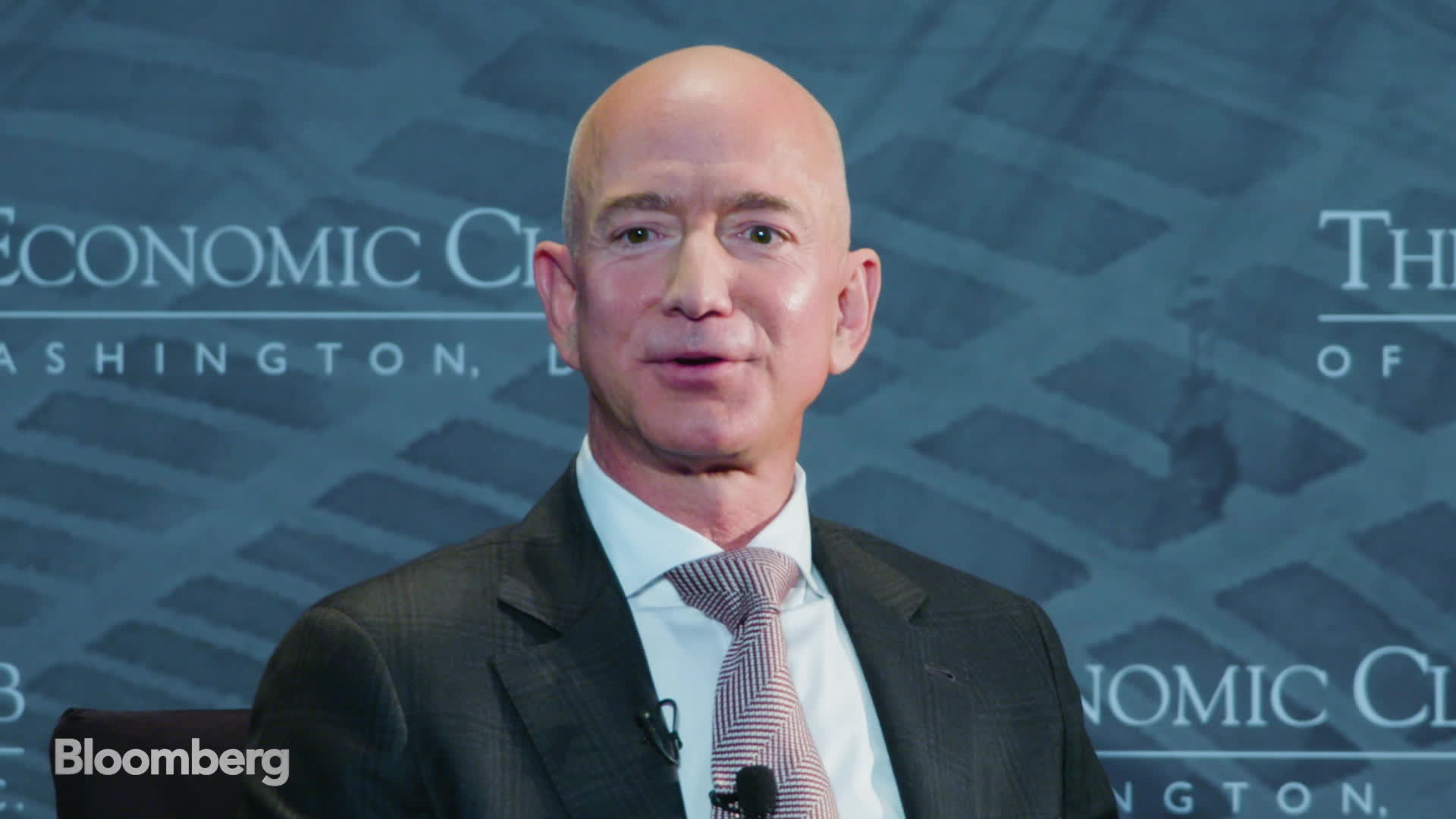 The David Rubenstein Show Jeff Bezos Bloomberg