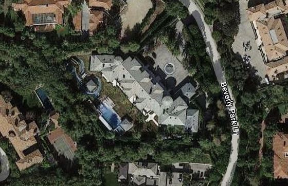 Saudi Royals' Split Has Them Jousting Over California Mansion