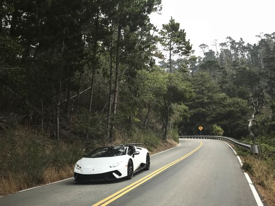 Lamborghini Huracan Performante Spyder Review: $310,000 of Pure Joy