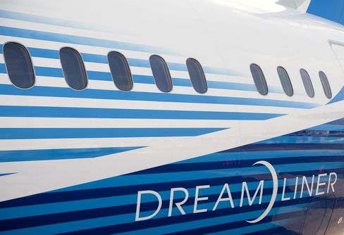 Boeing Offers Dreamliner Fix Proposals in Meeting With U.S. FAA