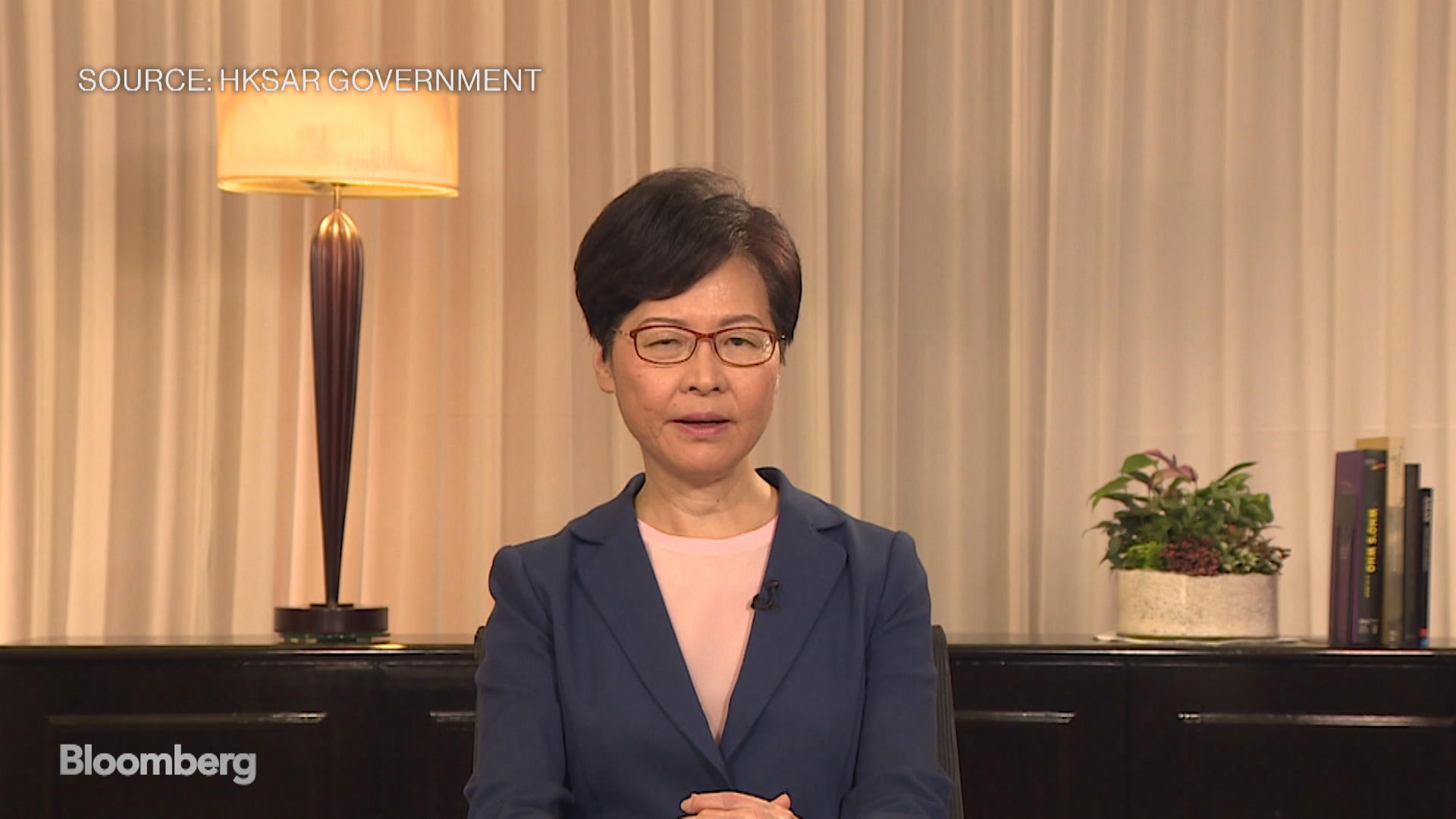 Lam's Retreat in Hong Kong Fails to Satisfy Impatient