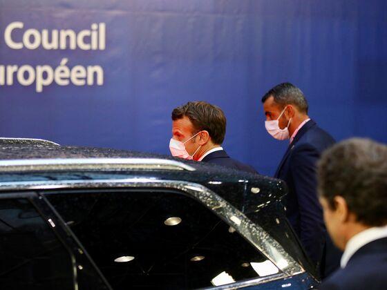 Merkel and Macron Walk Out on Rutte in EU Stimulus Dispute