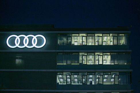 Audi AG Headquarters And Local Economy As Town Sets Aside Budget For Emission Scandal Fallout