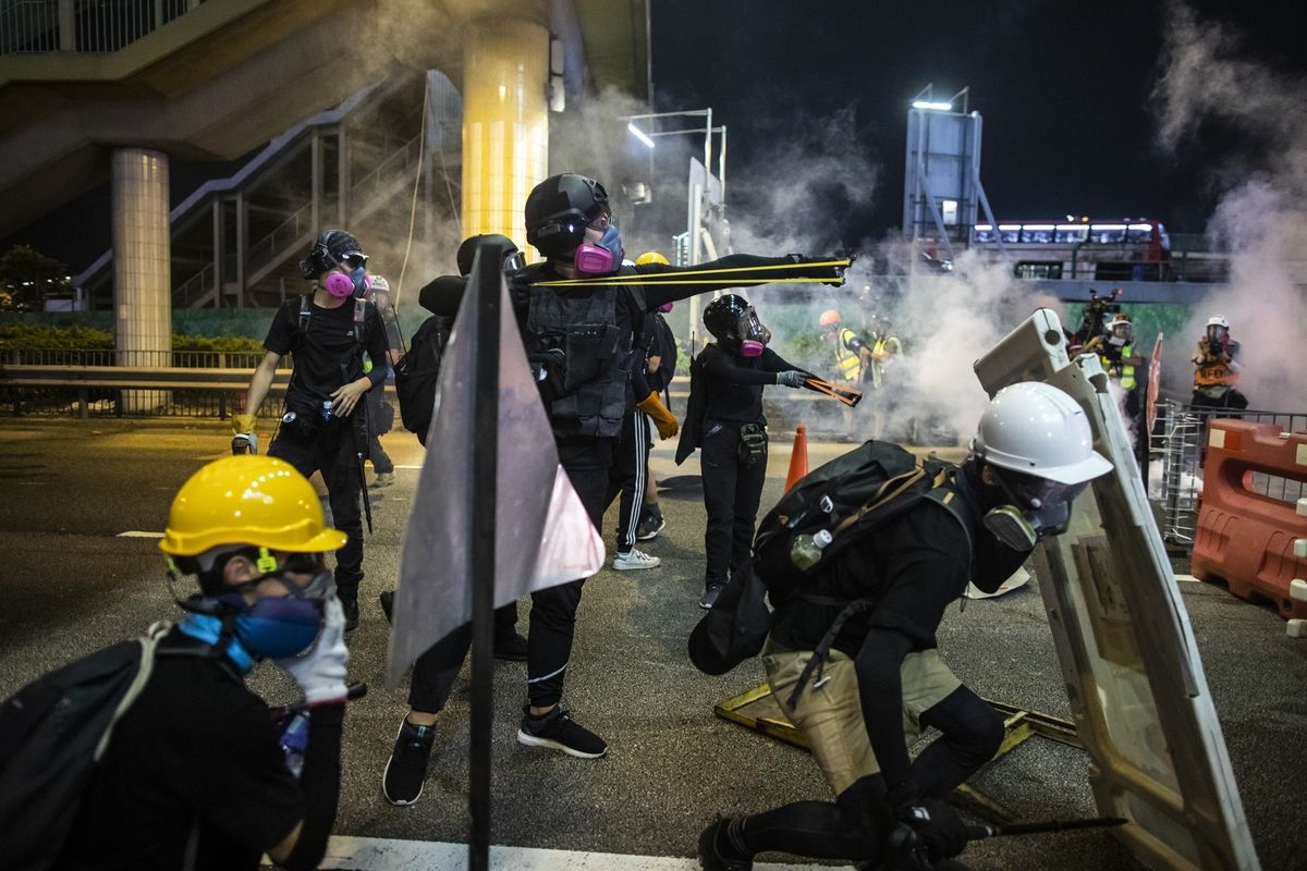 Hong Kong Update: Protest Plans for Today and Weekend