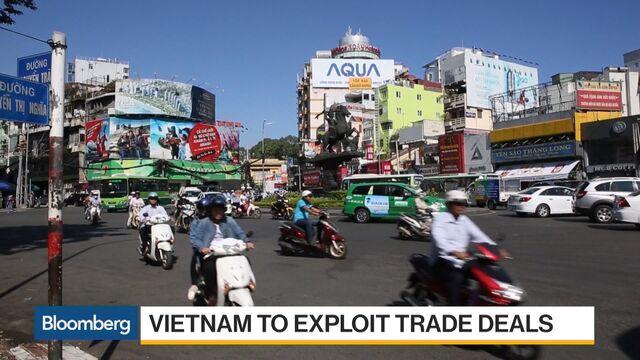 Vietnam Turns to Its Neighbors After Trump Kills Trade Deal