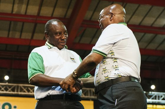 Anti-Apartheid Legacy Gives ANC Upper Hand in South African Election
