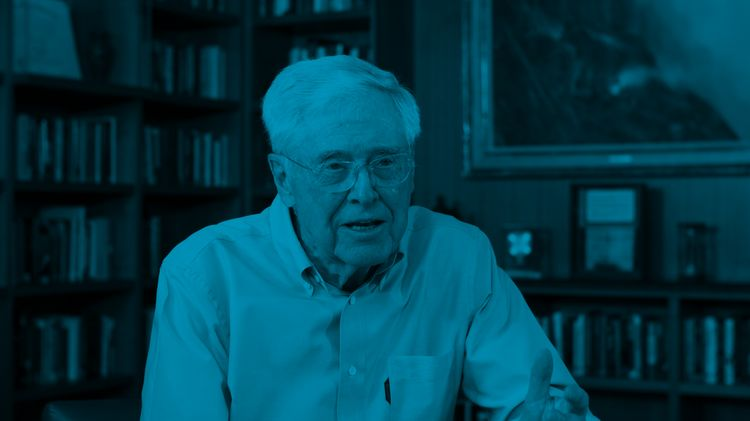 relates to Episode 15: Charles Koch, Koch Industries CEO