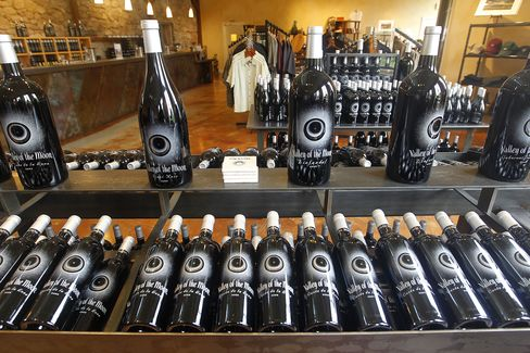 America Back Drinking High-End Wine Fuels Napa Deals