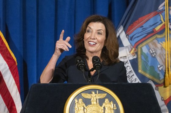 Many New Yorkers Still Don't Know Who Governor Kathy Hochul Is