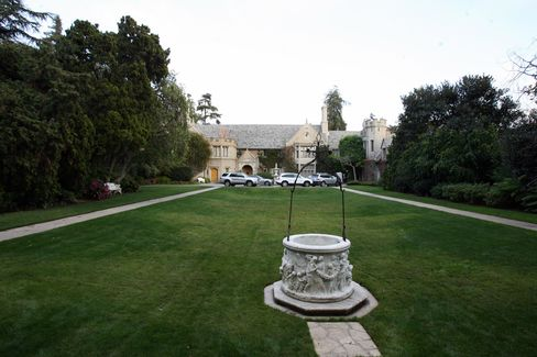 Playboy Mansion Valued at $54 Million in Lawsuit