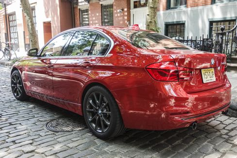 The BMW 3-Series is by far BMW's best-selling model.