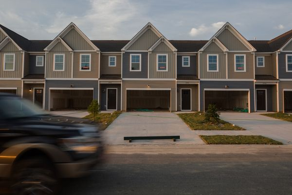 Pending Home Sales In U.S. Increase By Most In Nearly A Year