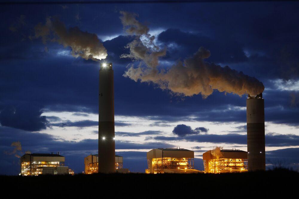 Santee Cooper Cross Generation Station As Global Coal Power Plant Construction Falls